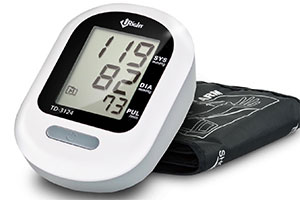 Uright Arm Type Blood Pressure Monitor