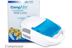 Comp Mist Compressor Nebulizer