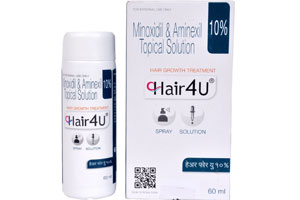 HAIR 4U 10% SPRAY60ML