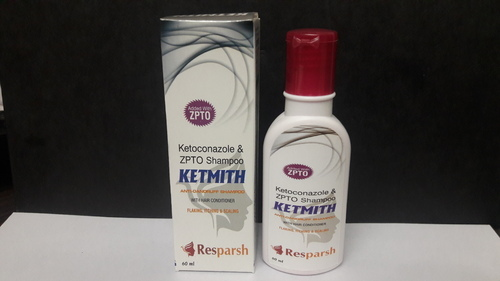 Ketmith Anti-Dandruff Shampoo 60ml