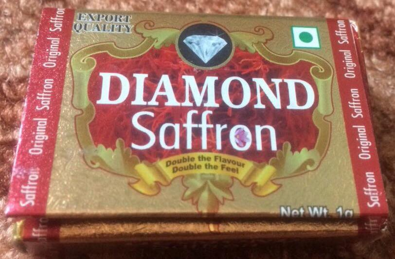 Diamond Saffron 1gm
