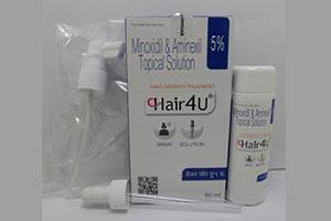 HAIR 4U 5% SPRAY 60ml