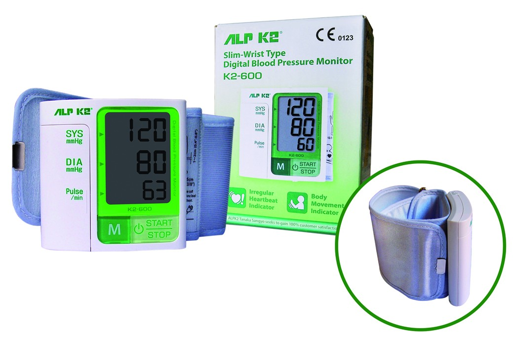 Blood Pressure Monitor Wrist (ALP K2)